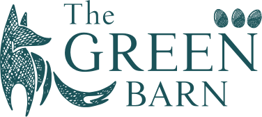 The Green Barn Logo