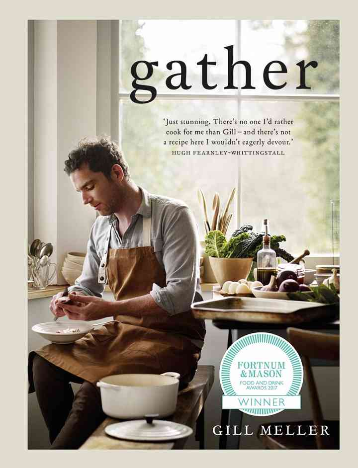 Gather by Gill Meller book cover