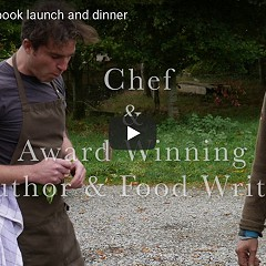 Welcome to a short film about the Irish launch of Gill Meller's new book Time at The Green Barn
