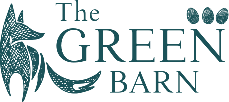The Green Barn Restaurant, Shop & Gallery Logo
