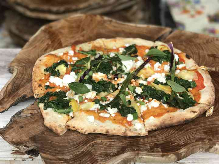 Rustic Flatbreads