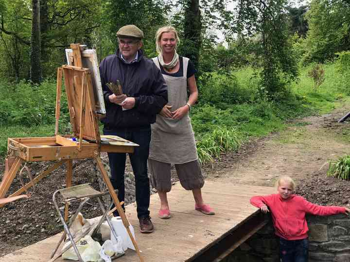 Art in the Garden: Burtown House and Gardens - News from Burtown ...