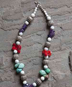 Necklace by Jo Fennell