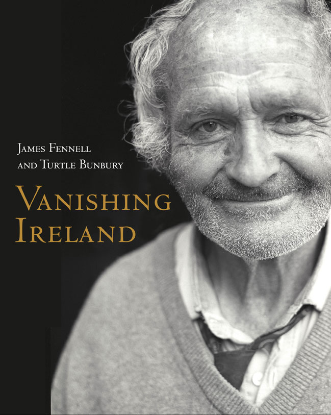 Vanishing Ireland book cover